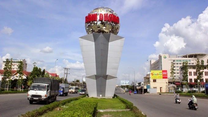 Bình Dương Lên thành phố trung Ương năm 2020