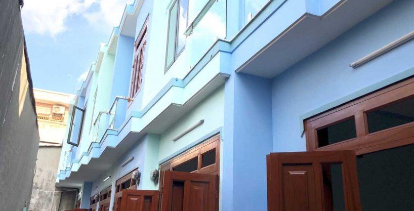 Bán Nhà Quận Thủ Đức, Đường Số 11 Linh Xuân 1 Lầu 1 Trệt Sổ Hồng Hoàn Công