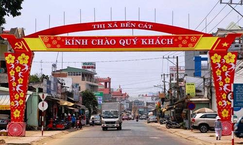 Thị Xã Bến Cát