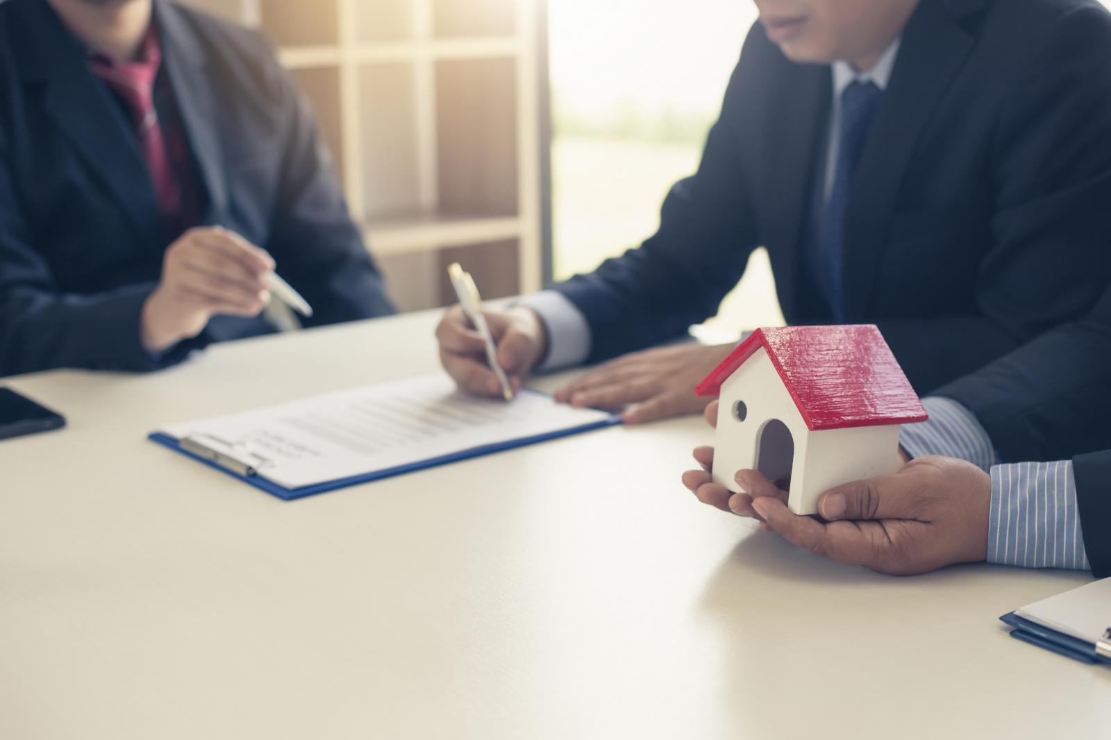thỏa thuận ngân hàng khi mua bán